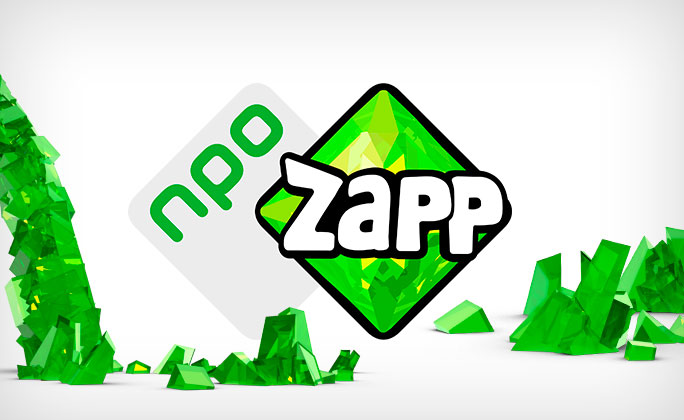 Terralemon redesigns the identity of Zapp, the children channel of the Dutch Public Broadcaster