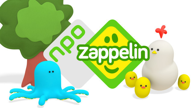 Children's channel NPO Zappelin has undergone a complete restyling: linear, non-linear and online.