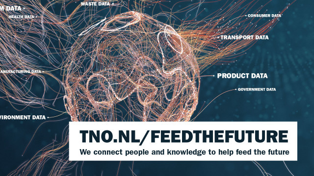 Sustainable agriculture is the future. Terralemon has designed the campaign for TNO that shows the innovative role TNO has in optimizing the food production chain.