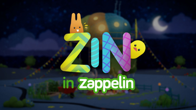Terralemon has designed decor, logo and leaders for Zin in Zappelin.