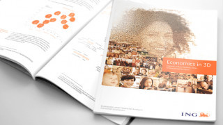 ING as a worldwide actor in financial information has analysts active in a great range of sectors, countries and markets. General aim is empowering people to stay a step ahead in life and in business.