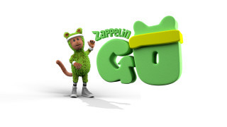 Zappelin Go is a children's television program for young children to do some exercises on a story told by Nienke. We have created Joe, a 3D character that plays along.