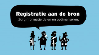 Terralemon has created identity, online and motion for the NFU program Registratie aan de bron (Registration at the source).